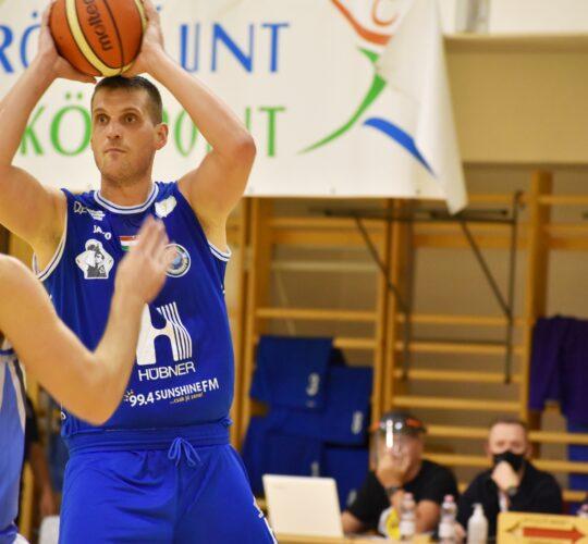 MTK Elite Basket – Hübner Nyíregyháza BS